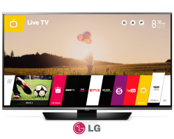 LG 43LF630V recenzia, porovnania