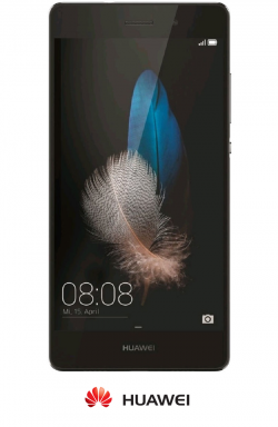 Huawei P8 Lite recenze, srovnání