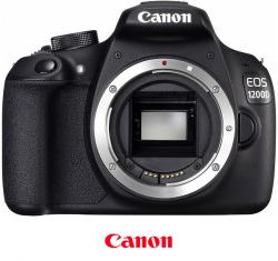 Canon EOS 1200D recenze, srovnání