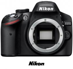 Nikon D3200 recenze, srovnání