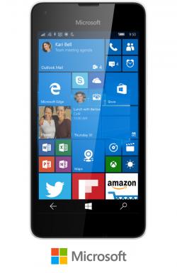Microsoft Lumia 550 recenze, srovnání