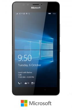 Microsoft Lumia 950 recenze, srovnání