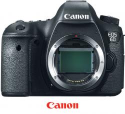 Canon EOS 6D recenze, srovnání