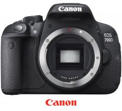 Canon EOS 700D recenze, srovnání