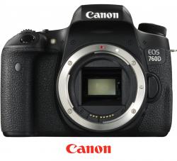 Canon EOS 760D recenze, srovnání