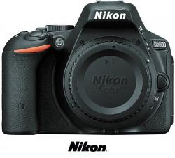 Nikon D5500 recenze, srovnání