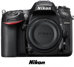 Nikon D7200 recenze, srovnání