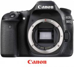 Canon EOS 80D recenze, srovnání