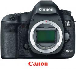 Canon EOS 5D Mark III recenze, srovnání