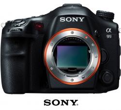 Sony Alpha SLT-A99V recenze, srovnání