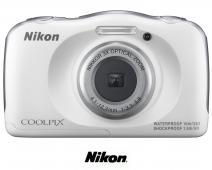 Nikon Coolpix S33 akce, cena, hodnocení, informace, levně, nejlevnější, recenze, test