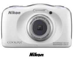 Nikon Coolpix S33 recenze, srovnání