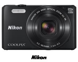 Nikon Coolpix S7000 recenze, srovnání