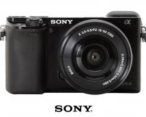 Sony Alpha A6000 akce, cena, hodnocení, informace, levně, nejlevnější, recenze, test