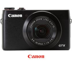 Canon PowerShot G7 X recenze, srovnání
