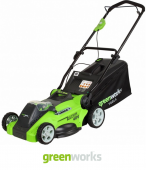 Greenworks GWLM 4040 akce, cena, hodnocení, informace, levně, nejlevnější, recenze, test