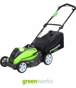 Greenworks GWLM 4045i recenze, srovnání