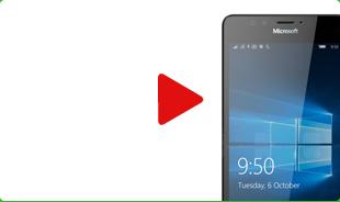Microsoft Lumia 950 recenzie, video, hodnotenie, skúsenosti