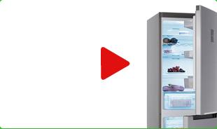 Samsung RB-F310G RB31FERNCSA recenzie, video, hodnotenie, skúsenosti