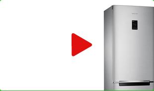 Samsung RB-F310G RB31FERNBSA recenzie, video, hodnotenie, skúsenosti