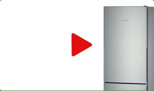 Bosch KGE 36DL40 recenzie, video, hodnotenie, skúsenosti