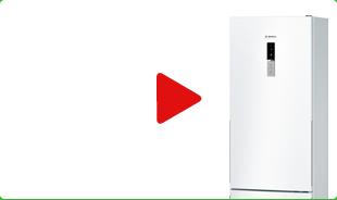 Bosch KGN 39XW41 recenzie, video, hodnotenie, skúsenosti