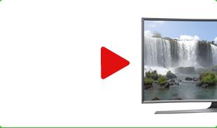 Samsung UE48J6302 recenzie, video, hodnotenie, skúsenosti