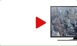Samsung UE40JU6572 recenzie, video, hodnotenie, skúsenosti