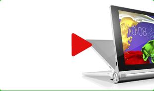 Lenovo Yoga 2 8 recenze, video, hodnocení, zkušenosti