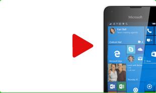 Microsoft Lumia 550 recenze, video, hodnocení, zkušenosti
