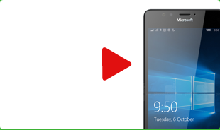 Microsoft Lumia 950 recenze, video, hodnocení, zkušenosti