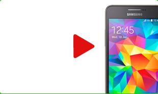 Samsung Galaxy Grand Prime VE G531 recenze, video, hodnocení, zkušenosti