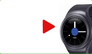 Samsung Galaxy Gear S2 recenze, video, hodnocení, zkušenosti