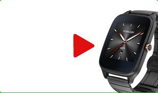 ASUS ZenWatch 2 recenze, video, hodnocení, zkušenosti