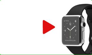 Apple Watch 38mm recenze, video, hodnocení, zkušenosti