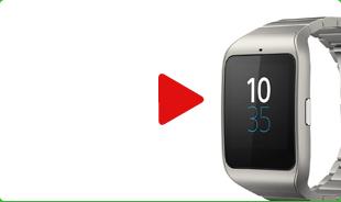 Sony SmartWatch 3 recenze, video, hodnocení, zkušenosti