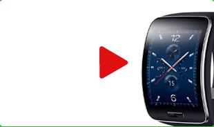 Samsung Galaxy Gear S recenze, video, hodnocení, zkušenosti