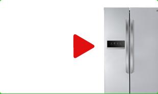 LG GSB325PVQV recenze, video, hodnocení, zkušenosti