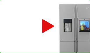 Beko GNE 134630 X recenze, video, hodnocení, zkušenosti