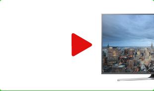 Samsung UE55JU6872 recenze, video, hodnocení, zkušenosti