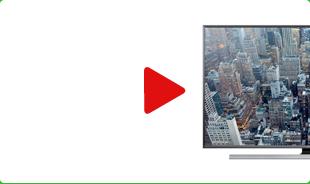 Samsung UE55JU7002 recenze, video, hodnocení, zkušenosti