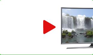 Samsung UE55J6302 recenze, video, hodnocení, zkušenosti