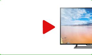 Sony Bravia KDL-48R550C recenze, video, hodnocení, zkušenosti