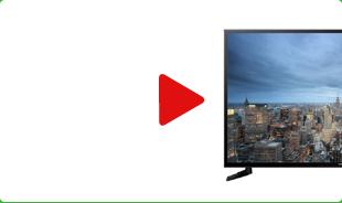 Samsung UE40JU6072 recenze, video, hodnocení, zkušenosti