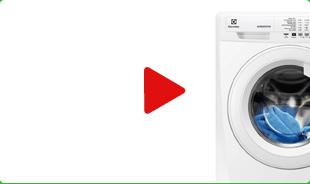 Electrolux EWF 1284BW recenze, video, hodnocení, zkušenosti