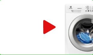 Electrolux EWF 1674 BW recenze, video, hodnocení, zkušenosti