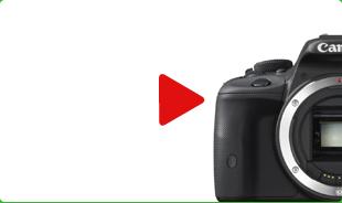 Canon EOS 100D recenze, video, hodnocení, zkušenosti
