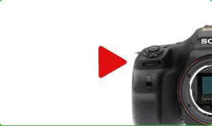 Sony Alpha SLT-A58 recenze, video, hodnocení, zkušenosti