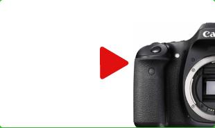 Canon EOS 80D recenze, video, hodnocení, zkušenosti