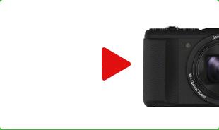 Sony Cyber-Shot DSC-HX60 recenze, video, hodnocení, zkušenosti